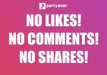 No likes! No comments! No shares! We focus on quality contents!