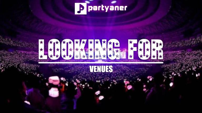 Looking for venues