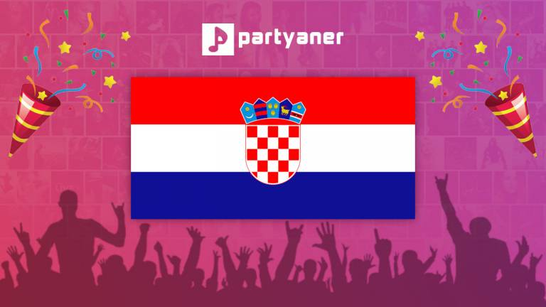 Partyaner is now available in Croatian