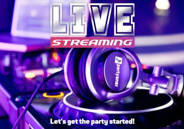 Perform live on our music platform Partyaner!